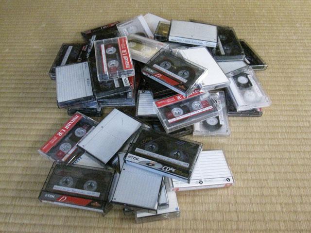 化 カセット テープ デジタル